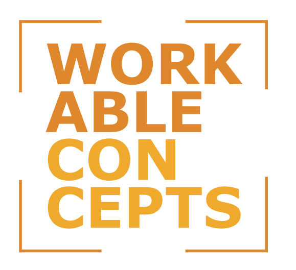 Workable Concepts