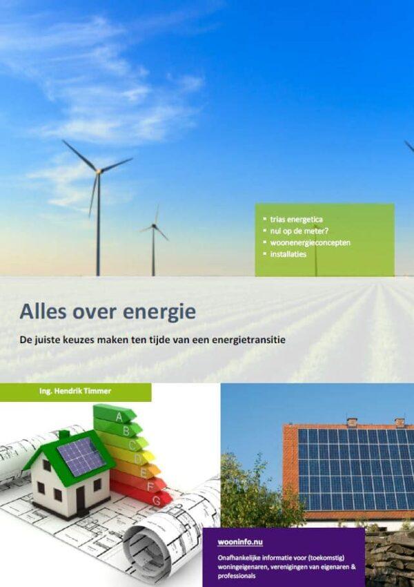 energietransitie juiste keuzes maken woningen